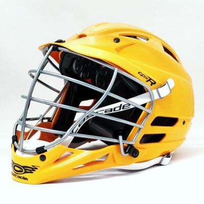 【限定】cascade CPX-R ラクロスヘルメット アスレチックゴールド
