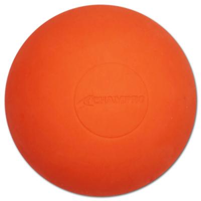 CHAMPRO オフィシャルサイズ ラクロスボール オレンジ NOCSAE公認