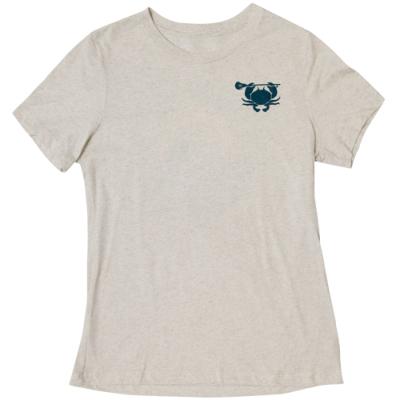 EAST COAST DYES Women''s Field ラクロスTシャツ
