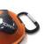 カラビナ付きでスポーツバッグ等にも簡単に装着可能